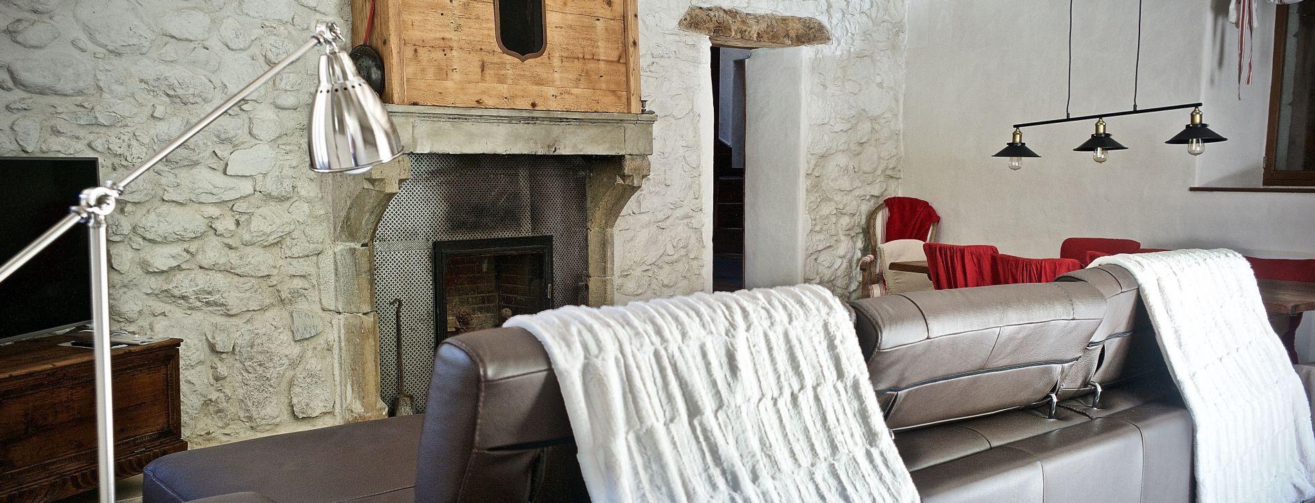 lodge cascade gite charme Aix les Bains